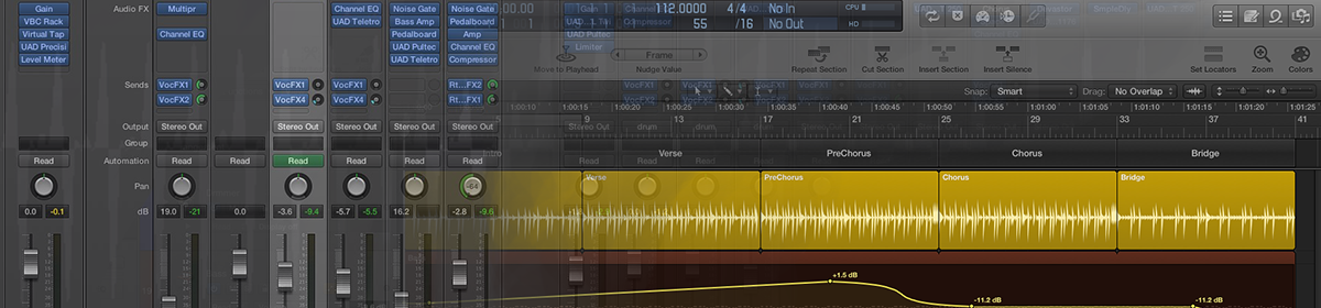 Logic Pro for Smarties